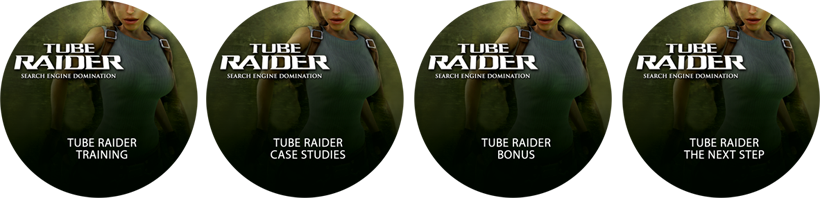 Tube Raider Training CDs
